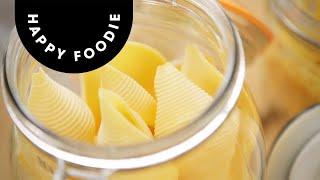 Matching Pasta Shapes and Sauces | Gennaro Contaldo