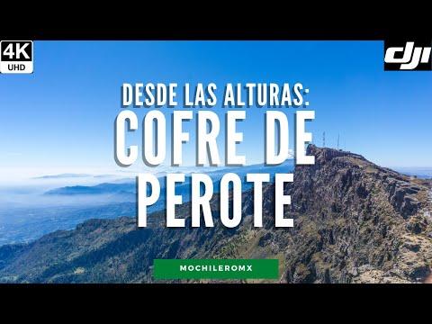 [4K] Parque nacional Cofre de Perote desde las alturas | DRONE DJI MINI ULTRA HD 4K | MOCHILEROMX