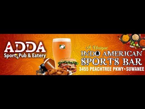 ADDA: Indo-American Sports Bar