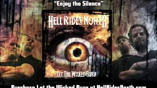 Hell Rides North-Enjoy the Silence (Depeche Mode Cover)