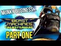 Beast Machines [Part One] Review / Retrospective - Bull Session