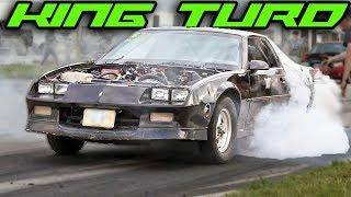 Street Racing BEAST Battles CASH DAYS - King Turd Camaro!