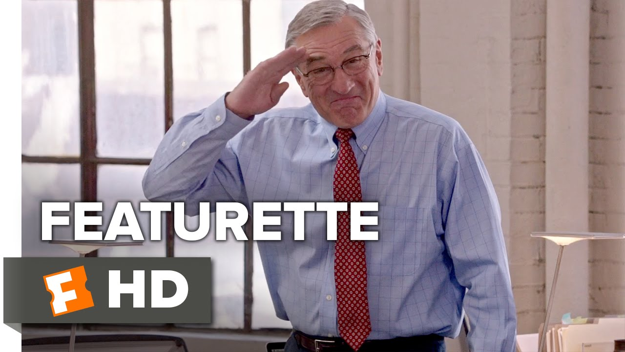 The Intern Featurette
