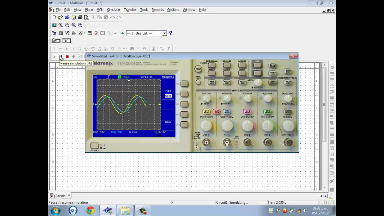 Summary -> Top Ten Online Circuit Simulators Electronicslab Rik