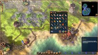 The Settlers 2: Vikings - Mission 2 - Walkthrough Gameplay PC