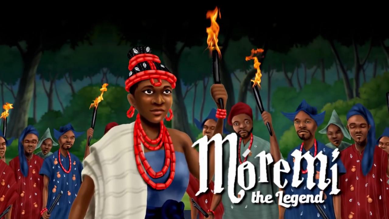 Download Moremi the Legend