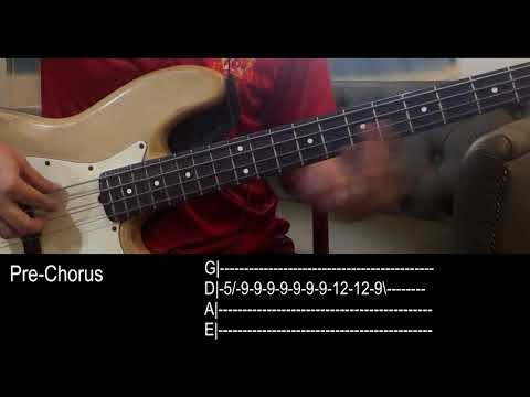 No Sweeter Name By Kari Jobe Bass Guide Wtabs Youtube