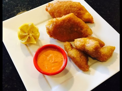 How To Make Long John Silver's Battered Fish