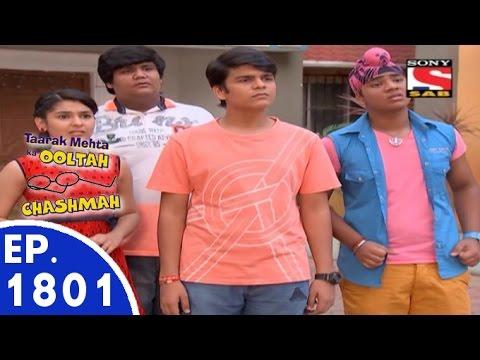 Taarak Mehta Ka Ooltah Chashmah - तारक मेहता - Episode 1801 - 9th November, 2015