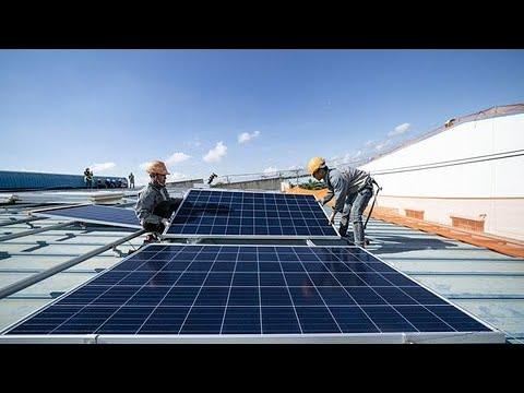 Pin Năng Lương Mặt trời là công nghệ của tương lai! Chả có lý do gì để không lắp đặt ngay!
