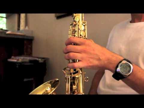 Sexy sax man careless whisper notes