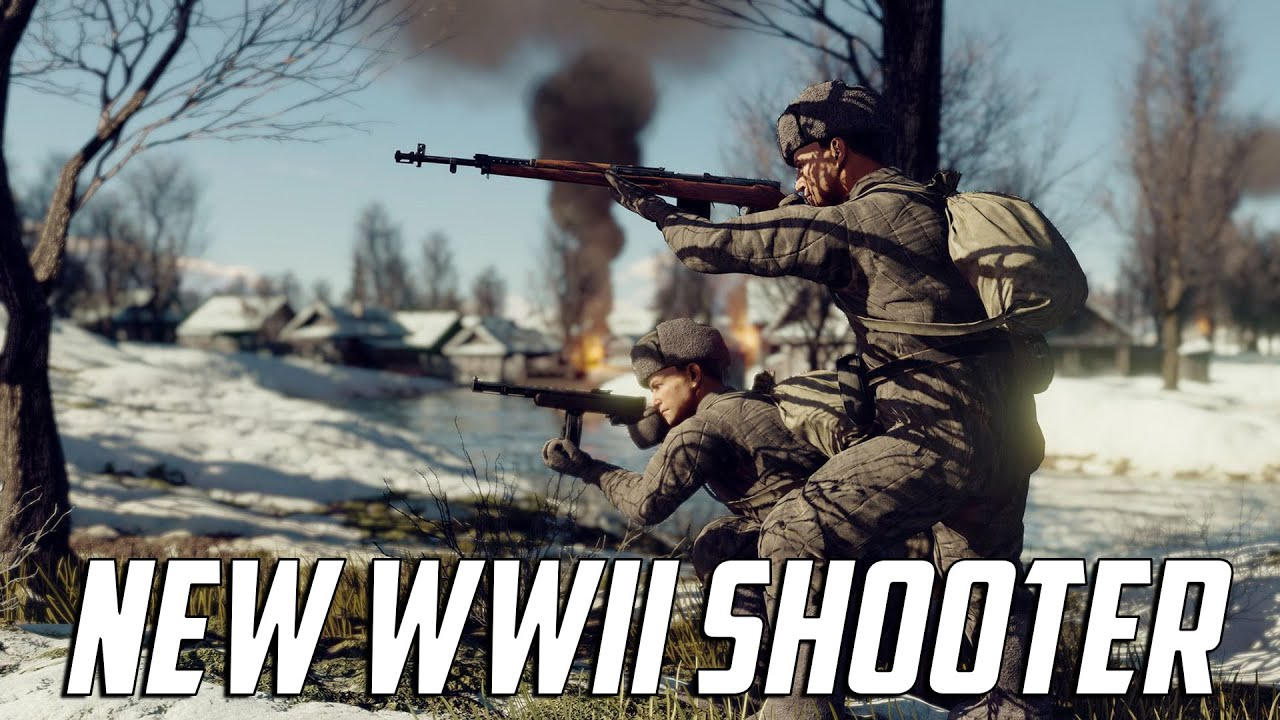 Enlisted – New WWII Shooter