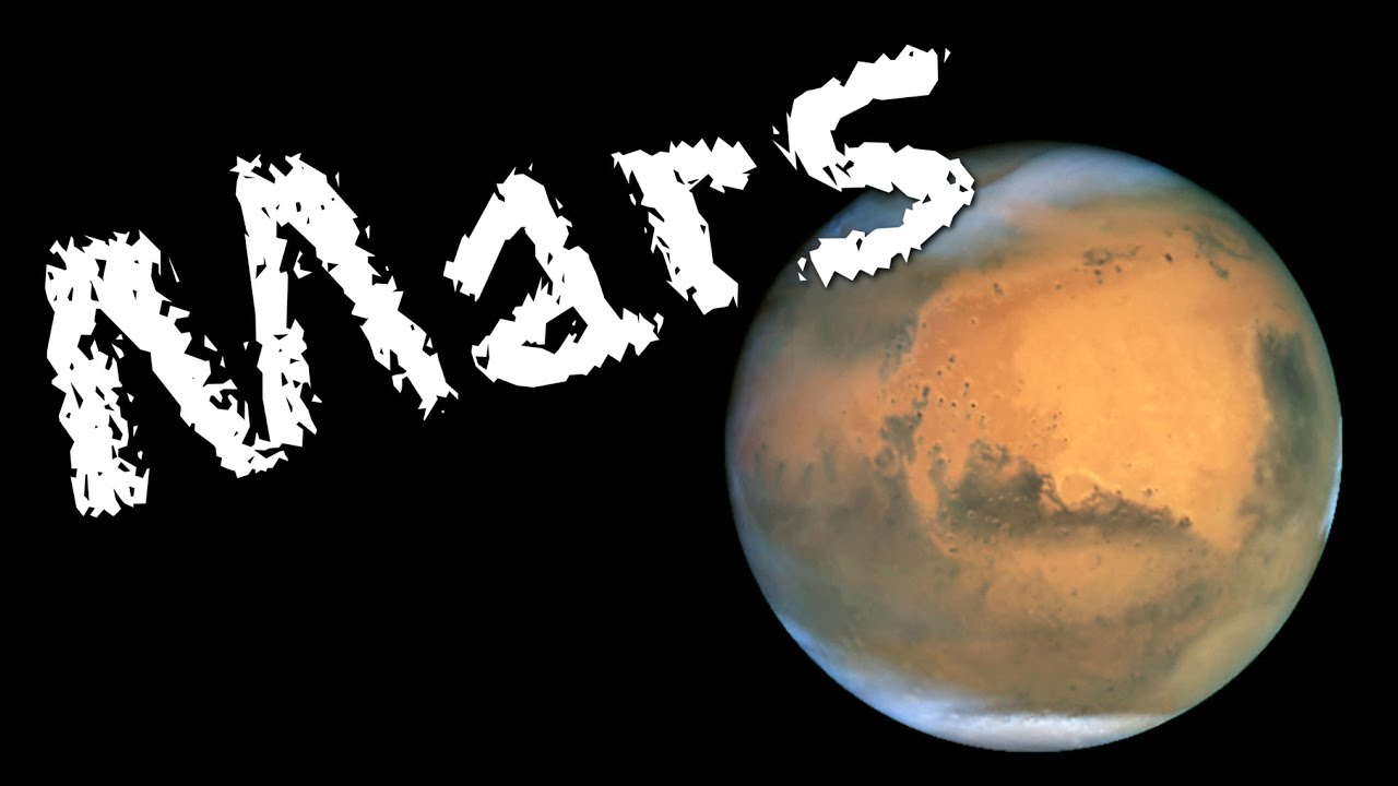 All About Mars: Astronomy and Space for Kids - FreeSchool - YouTube