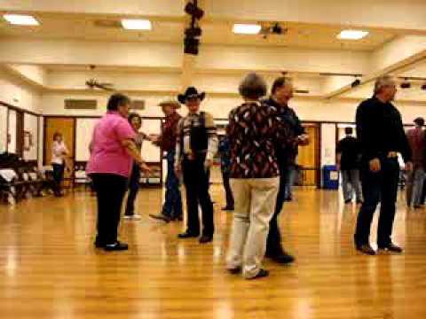 Traveling 4 Corners ( Circle Line Dance ) Walkthrough.wmv