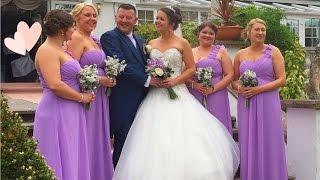 Как Празднуют Свадьбу в Англии - Свадьба наших родственников