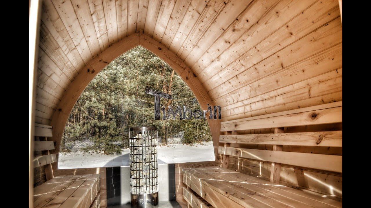 Udendørs Sauna Tilbud Tønde Igloo Til Salg Danmark Timberin