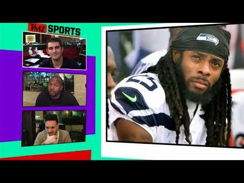 Tyrann Mathieu says Sherman is still a BEAST | TMZ Sports