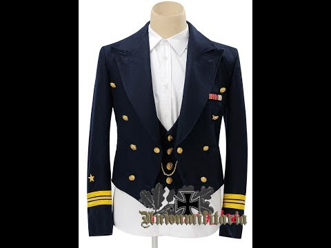 Quality Repro Kriegsmarine Mess Dress Uniforms