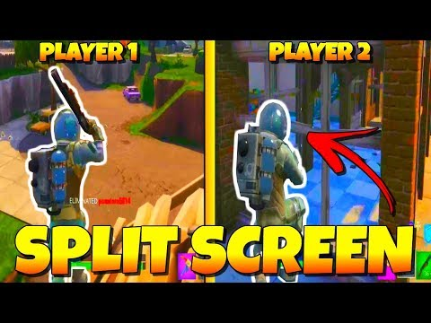 SPLIT SCREEN COMING TO FORTNITE?! - Fortnite Funny and Crazy Clips