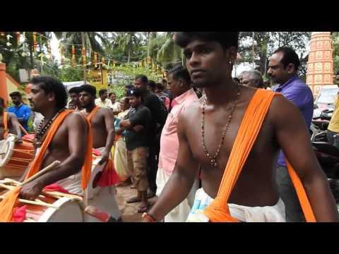 shingari melam by shree durga arts, nedumangad, TVM, kerela for Kairali Cultural association , goa