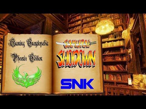 Gamers Encyclopedia Phoenix Edition: Samurai Shodown (2018)