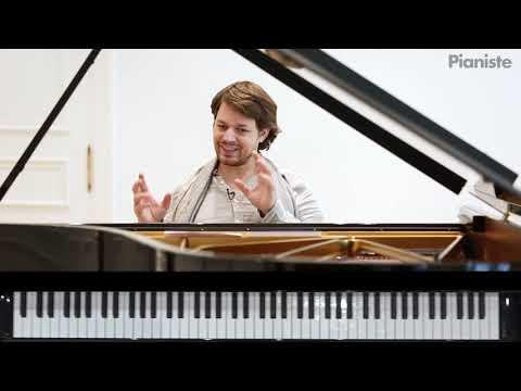 Masterclass Concerto BWV 1056, Largo - David Fray - Pianiste n°113