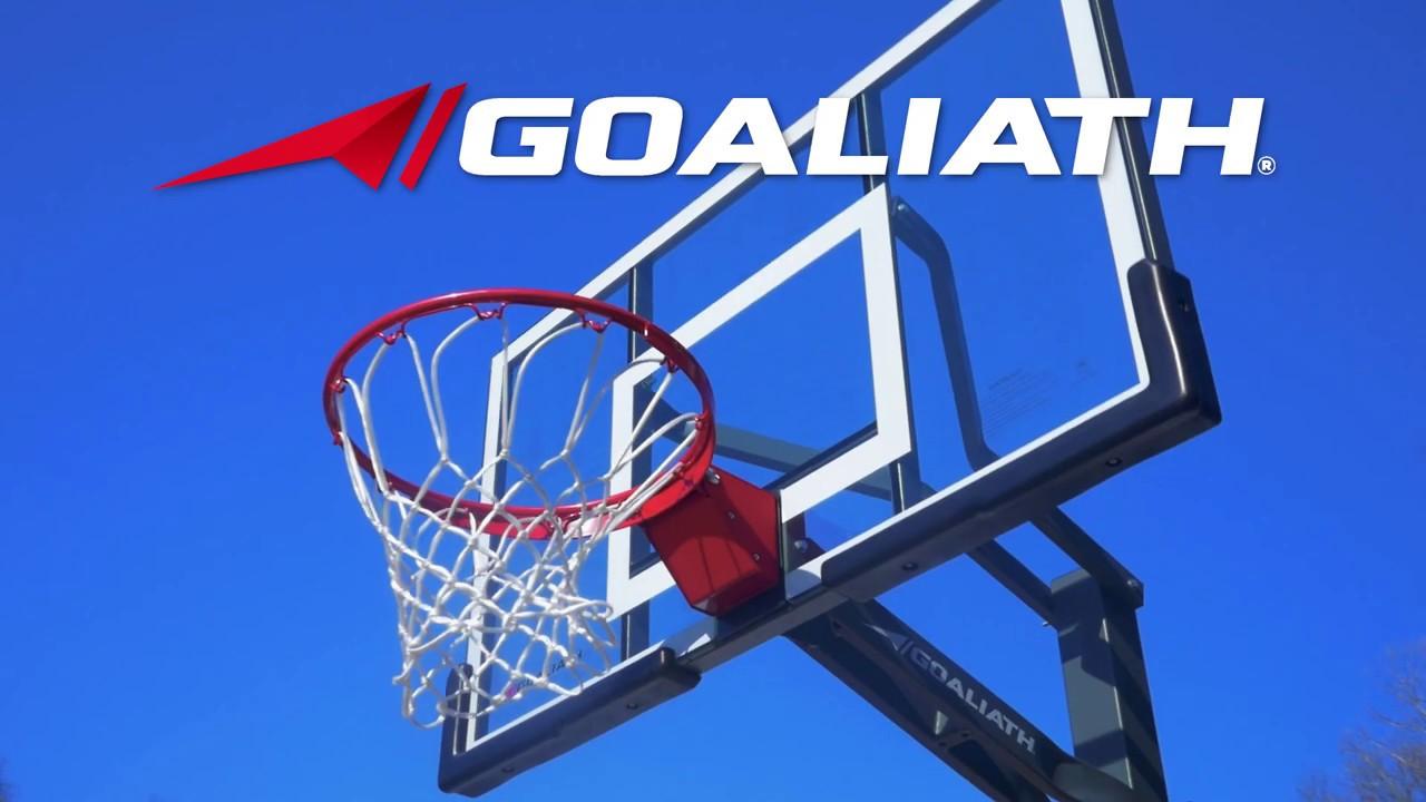 "2019 Goaliath Prodigy | 54"" In-Ground Basketball Hoop ..."