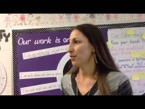 Palm Beach County's 2015 Teacher of the Year reacts