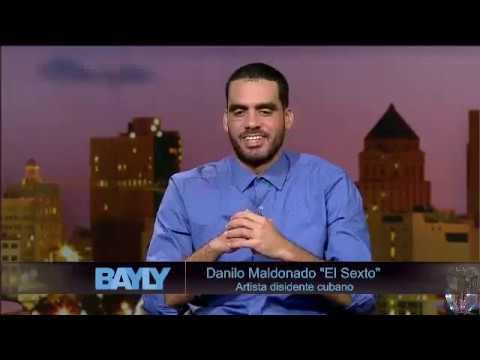 """Jaime Bayly entrevista a Danilo Maldonado """"El Sexto"""""""