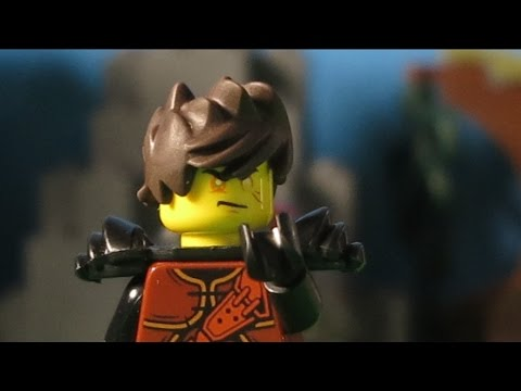 LEGO NINJAGO twist in time- Episode 9: Fusion blade! - YouTube