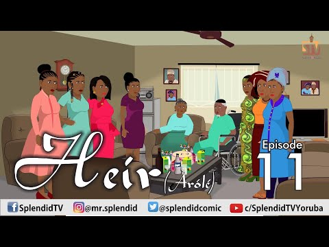 Download HEIR (AROLE) EPISODE 11 - THE END (Mama Bomboy) (Splendid TV) (Splendid Cartoon)