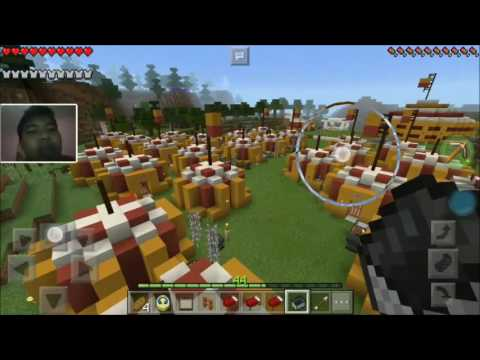 Minecraft PE - The Chronicles Of Narnia Adventure Map