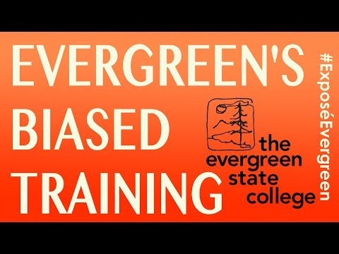Biased Training at Evergreen