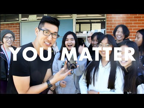 YOU MATTER - Johnson Middle School   2.16.18