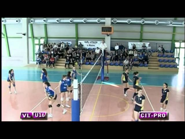 Volley Cittaducale vs Pro Juventute - 2° Set