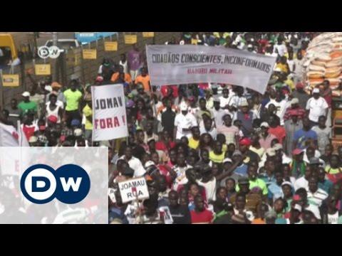 Political crisis in Guinea-Bissau | DW English