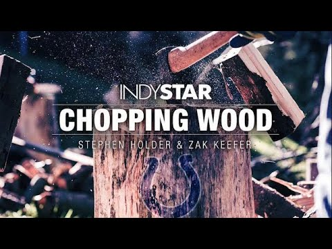 IndyStar Podcast: 'Chopping Wood'
