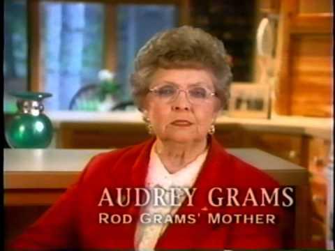 """US Senator Rod Grams """"Uff Da"""" campaign ad 2000"""