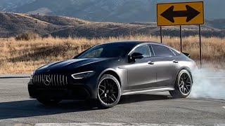 NEW MERCEDES AMG GT63S LAUNCHES/ EXHAUST/ REVIEW !!!