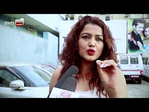 आफ्नो चलचित्र रुद्रप्रिया बारे पहिलो चोटी बोलिन रेखा || REKHA THAPA INTERVIEW