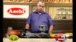 Preparation Of Mushroom Varuval Masala & Karunai Kizhangu Varuval