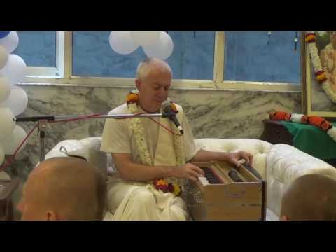 Шримад Бхагаватам 7.12.11 - Чайтанья Чандра Чаран Прабху