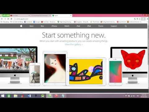 Hướng dẫn khắc phục lỗi treo táo, treo cap sản phẩm của Apple