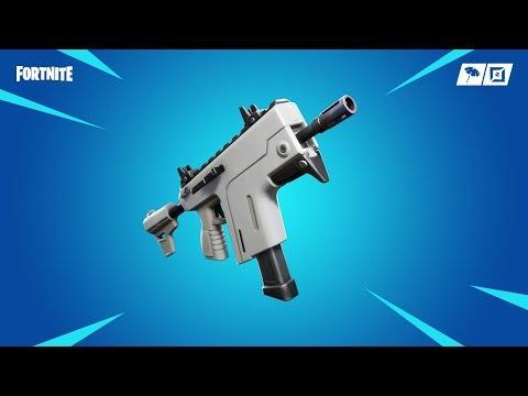 Fortnite: залповый ПП | Новое оружие