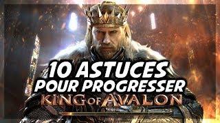 Tutoriel King of Avalon : 10 astuces pour progresser