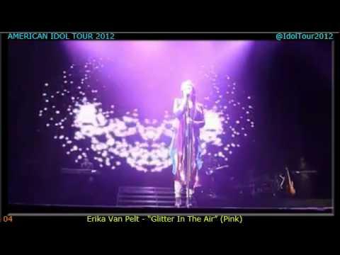 Set 04 -  Erika Van Pelt -- Glitter In The Air (Pink)