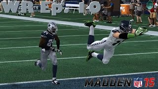 Madden NFL 15 Connected Franchise: WR Ep. 10 - MEGATRON WHO?!
