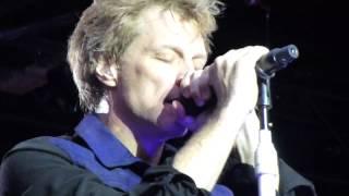 """Bon Jovi """"Amen"""" : Cologne 2013.6.22"""