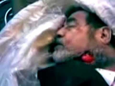Shaheed. Saddam Hussein body was removed from grave and given proper burial after 12 years Allah hu