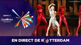 Elena Tsagrinou 🇨🇾 Cyprus - 2nd Rehearsal Eurovision 2021 - El Diablo